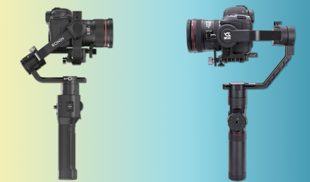 Ronin S vs Crane v2 – Which one should You buy